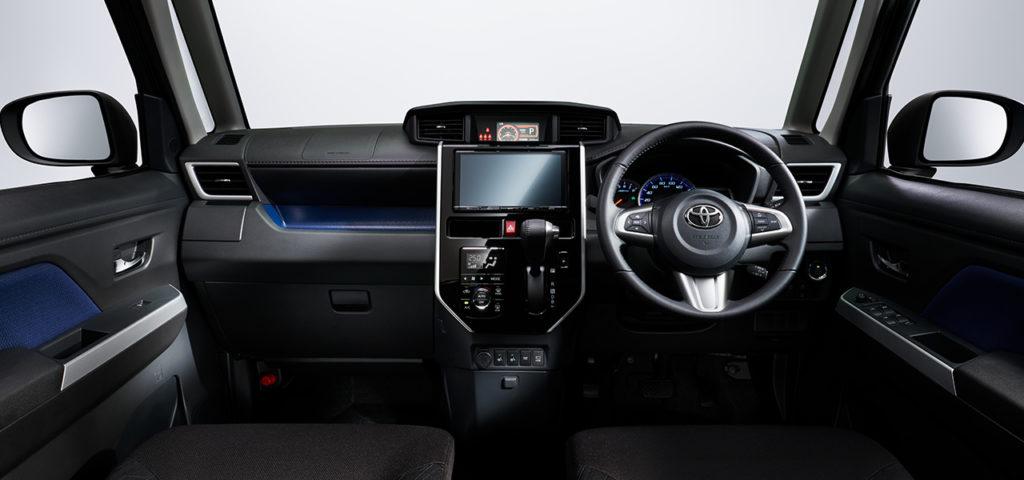 ルーミーの運転しやすさの感想は?安全性能評価や自動ブレーキ,横滑り防止機能はある?